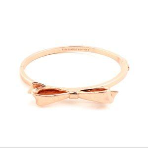 Rose Gold Kate Spade Love Notes Bracelet